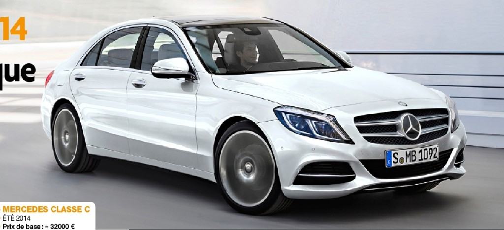 2014 - [Mercedes] Classe C [W205- S205] - Page 11 Cclass10