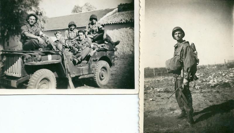 Un insigne régimentaire para d'Algérie Scansi10