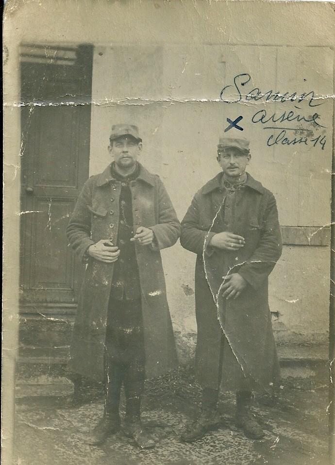 Un insigne régimentaire para d'Algérie Scansi12