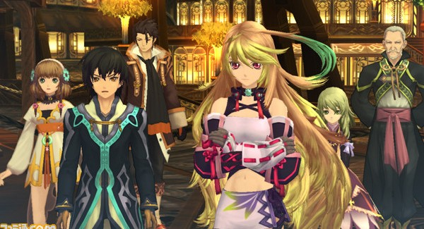 [PS3] Tales of Xillia Tales-10