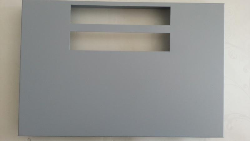 Consolisation d'un Slot MV2F (2ème partie et Fin) 20130413