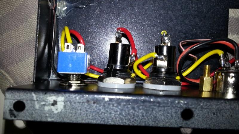 Consolisation d'un Slot MV2F (2ème partie et Fin) 20130422
