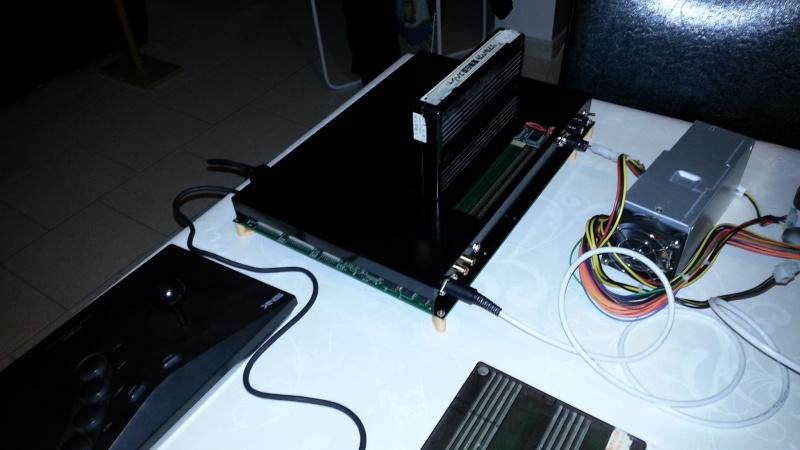 Consolisation d'un Slot MV2F (2ème partie et Fin) 20130428