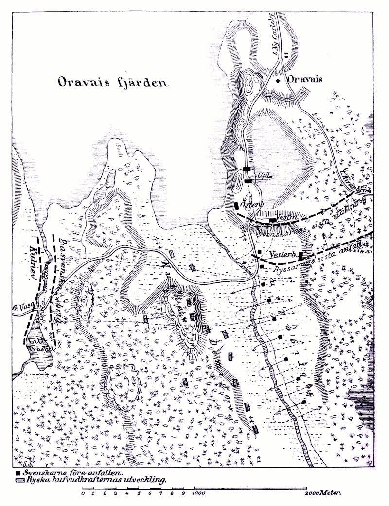 Oravais, 14 septembre 1808  La2-st10