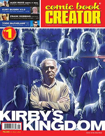 Comic Book Creator #1 Cbc1fi10