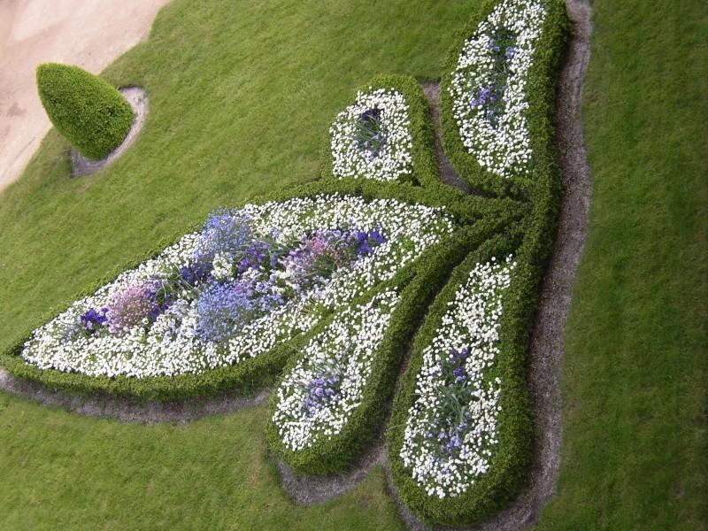 expo dans les jardins des remparts de vannes Vannes13