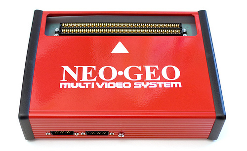 Neo Geo consolized bien faite Z410