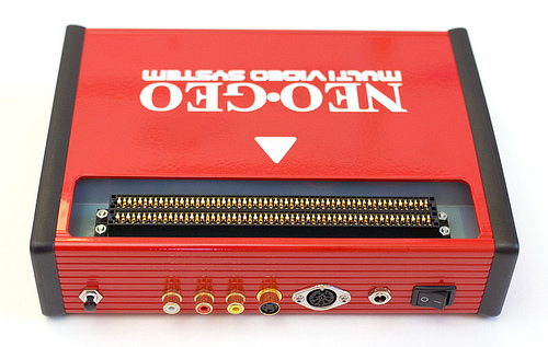 Neo Geo consolized bien faite Z510