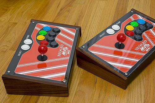 Neo Geo consolized bien faite Z610