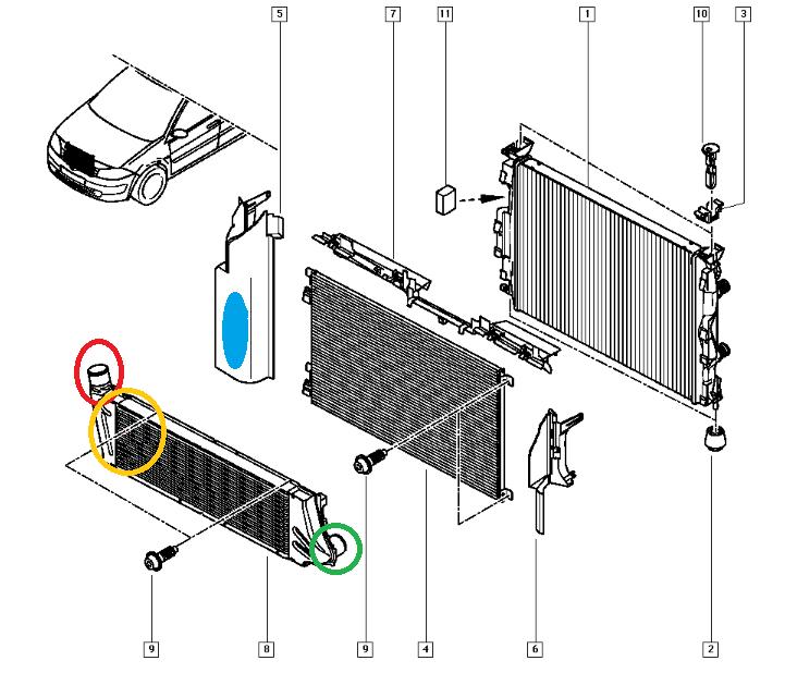[TUTO] Nettoyage du boitier papillon sur Megane RS Megane11