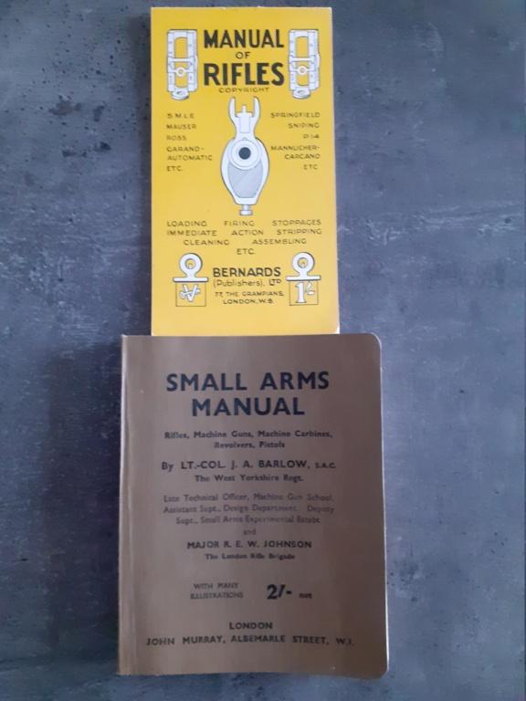Les livrets manuels notices FM /TM du garand M1 rifle 20210129