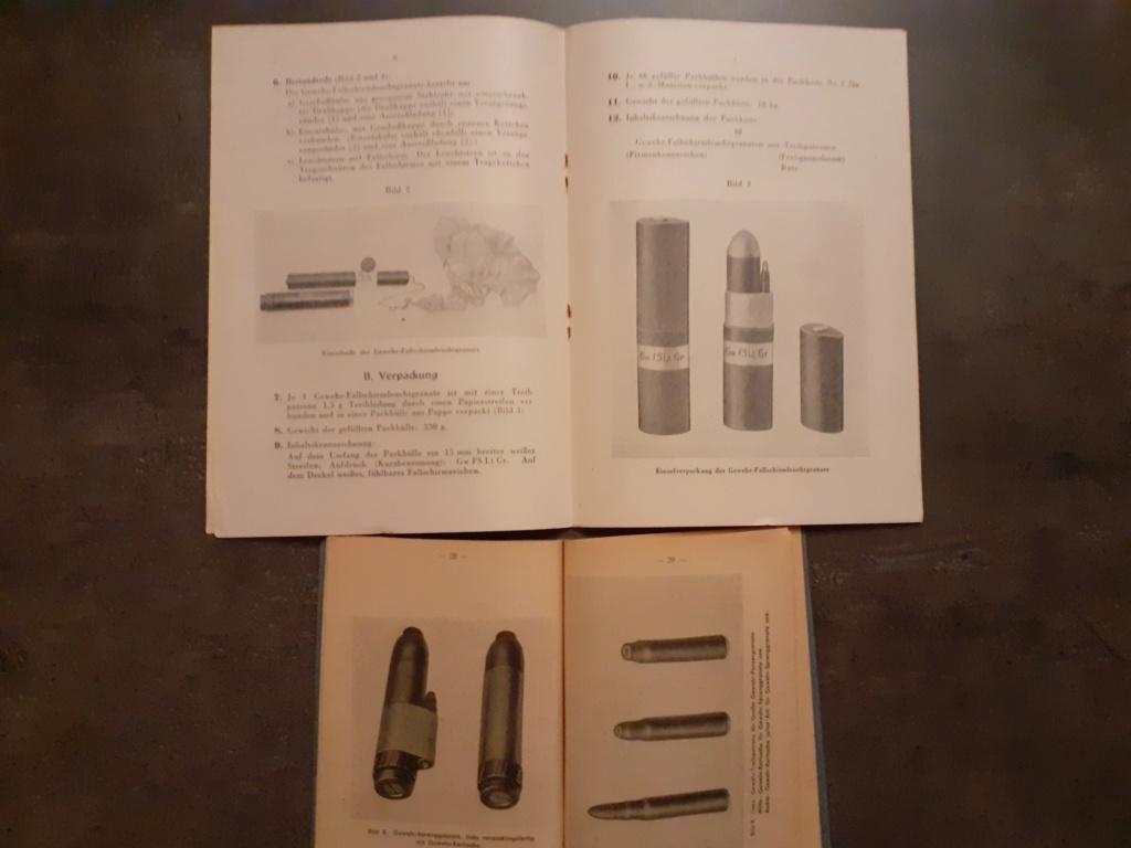 Les livrets  manuels  du gewehr / karabiner 98k 20210155