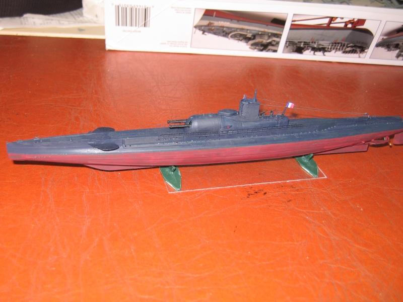 sous marin Surcouf 1/400 et 1/350 Img_2011