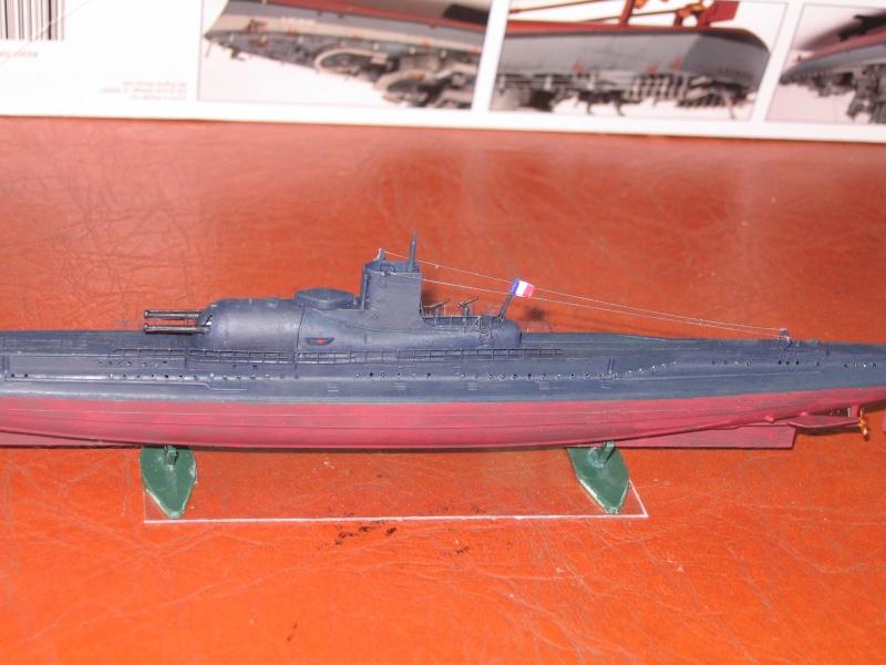 sous marin Surcouf 1/400 et 1/350 Img_2012