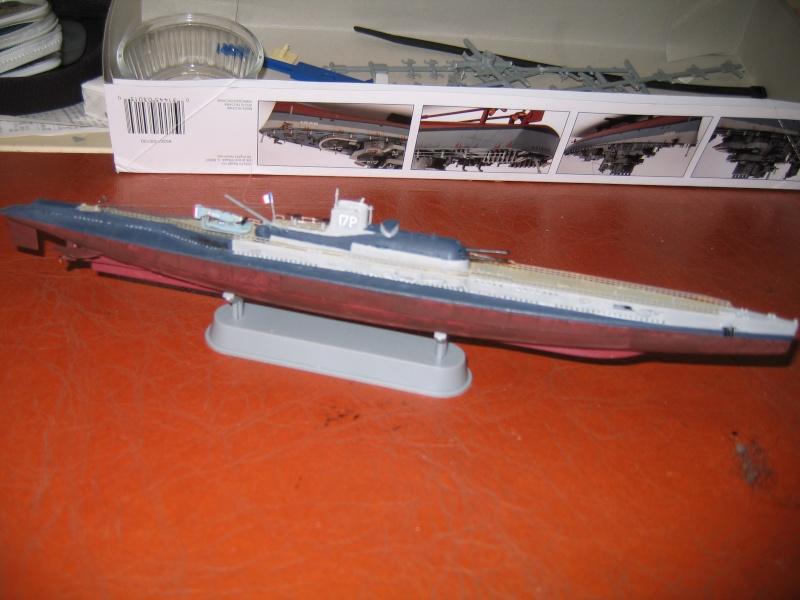 sous marin Surcouf 1/400 et 1/350 Img_2013