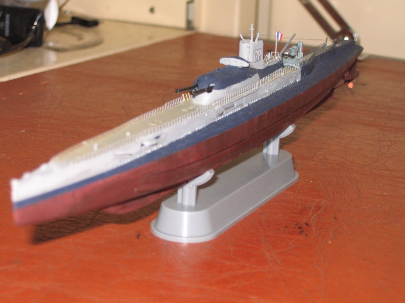sous marin Surcouf 1/400 et 1/350 Img_2014