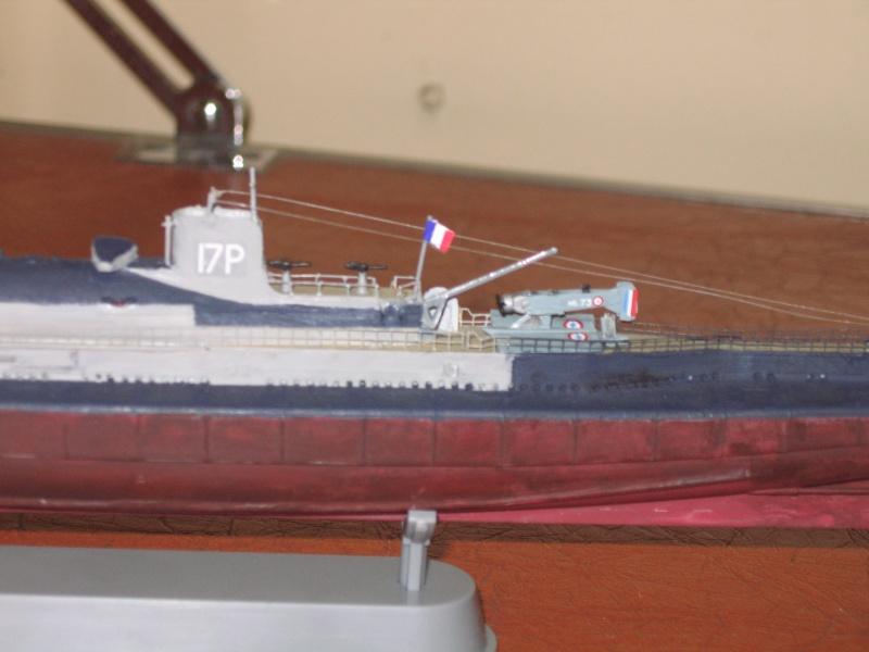 sous marin Surcouf 1/400 et 1/350 Img_2015