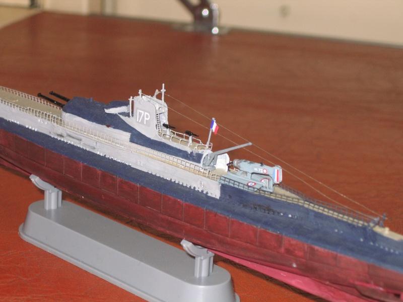 sous marin Surcouf 1/400 et 1/350 Img_2016