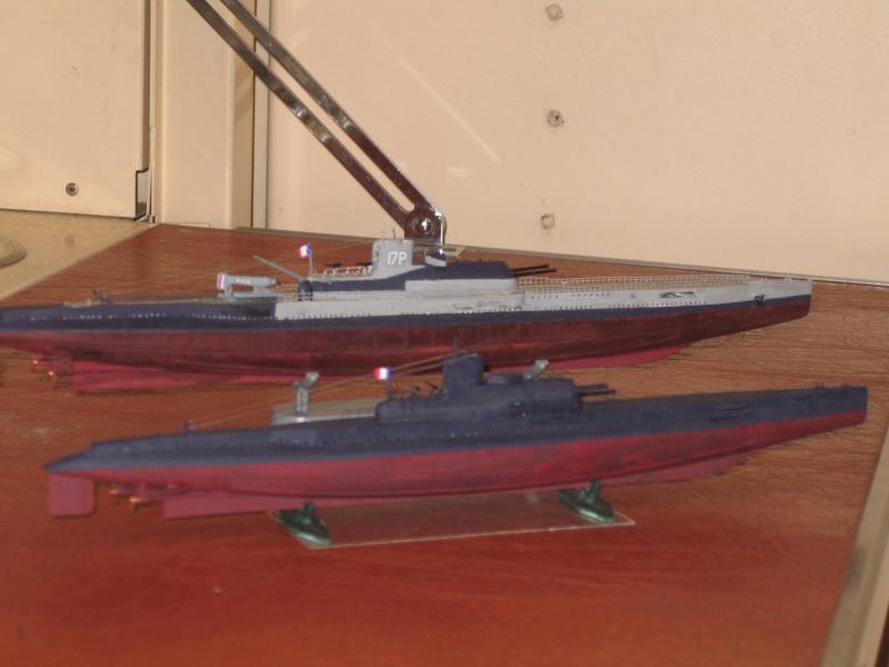 sous marin Surcouf 1/400 et 1/350 Img_2018