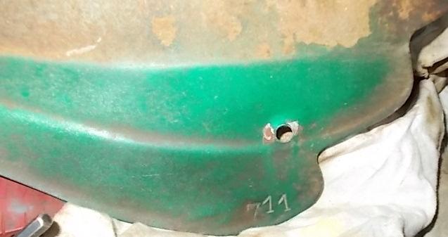 ROYAL FABRIC 1935-39 3 vitesses MIXTE 2013-024