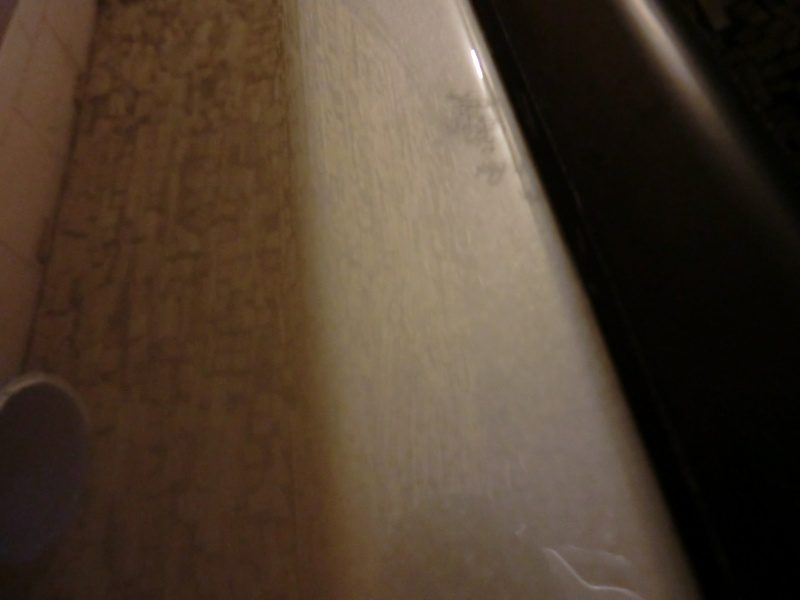 Macchia sulla vernice Cimg0916
