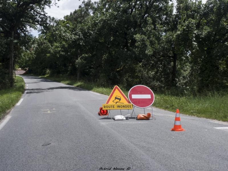 Inondations et débordements divers dans le Sud Bordelais P1080223