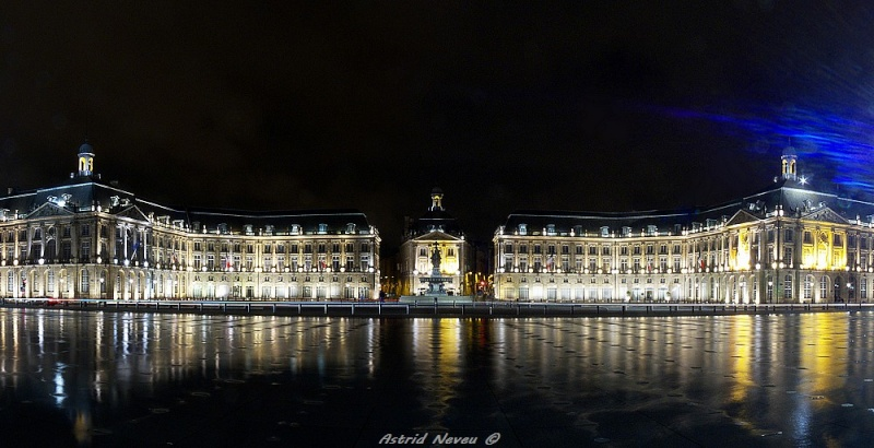 Bordeaux by night Panora28