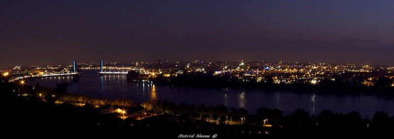 Bordeaux by night Panora49