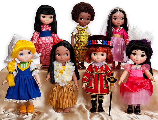 It's a Small World Animator's Collection 91337210