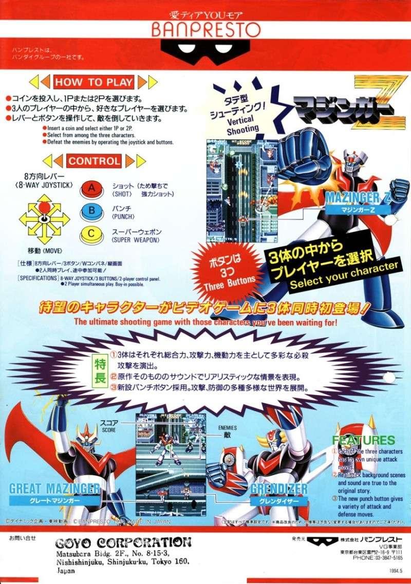 Review de Mazinger Z World PCB 26700111