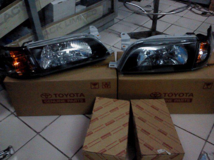corolla headlights  philippines  55129910