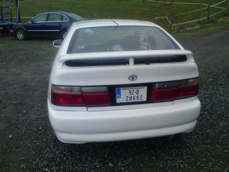 JDM Corolla E10 ireland Dsc01413