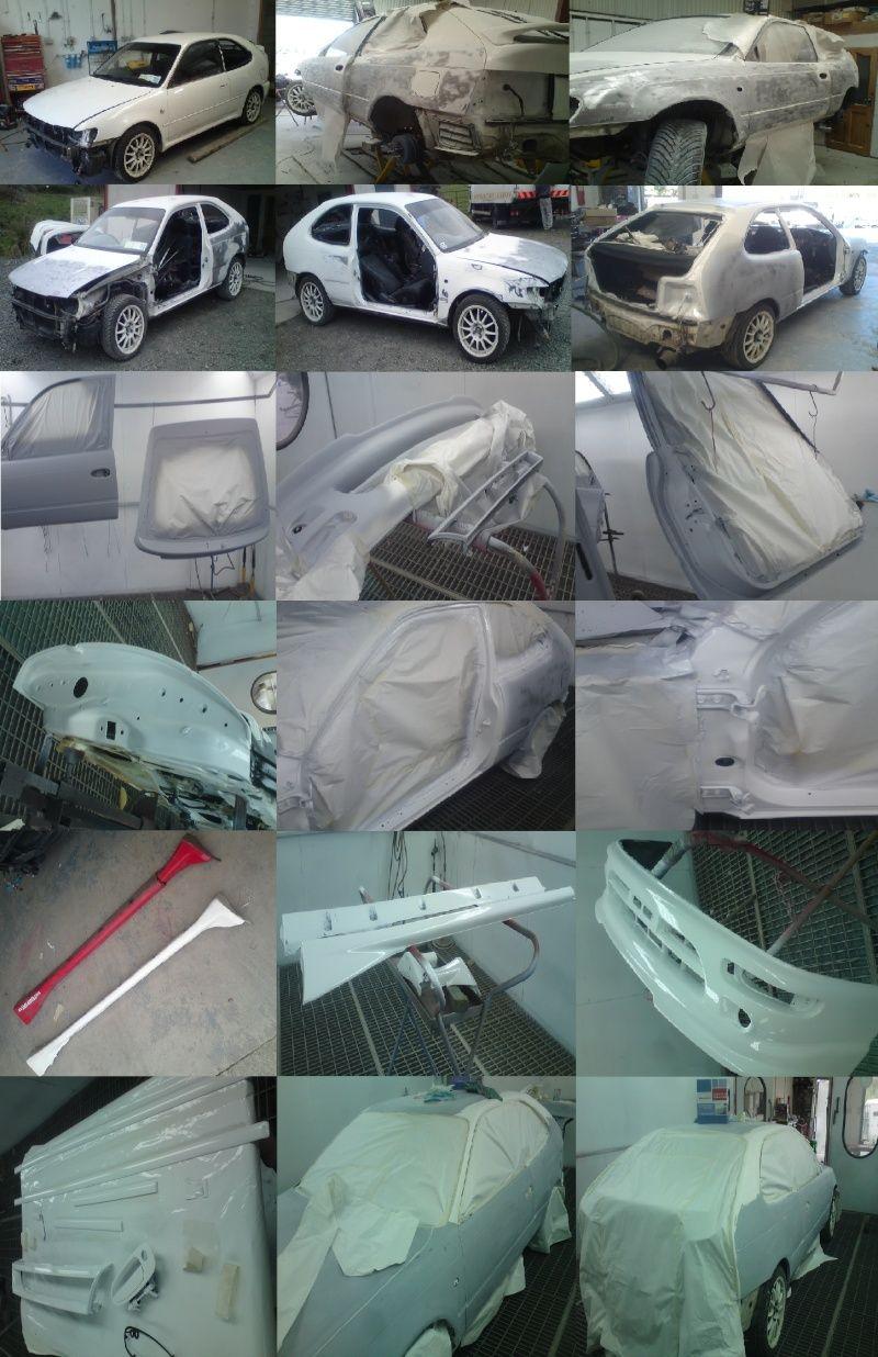 JDM Corolla E10 ireland Spray10