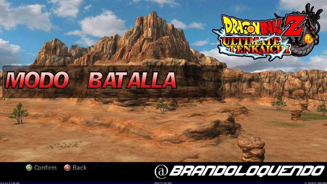 Dragon Ball Z Ultimate Tenkaichi Mugen 21b10