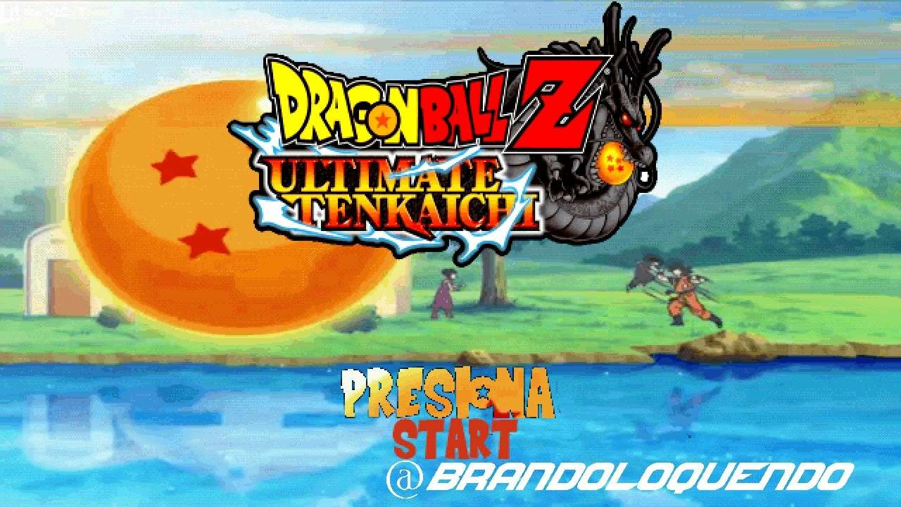 Dragon Ball Z Ultimate Tenkaichi Mugen 56d10