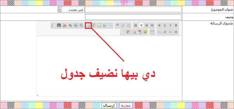 كيفية كتابة موضوع مع اضافة بعض الاشياء الجميلة  في المنتدى Uuooou11