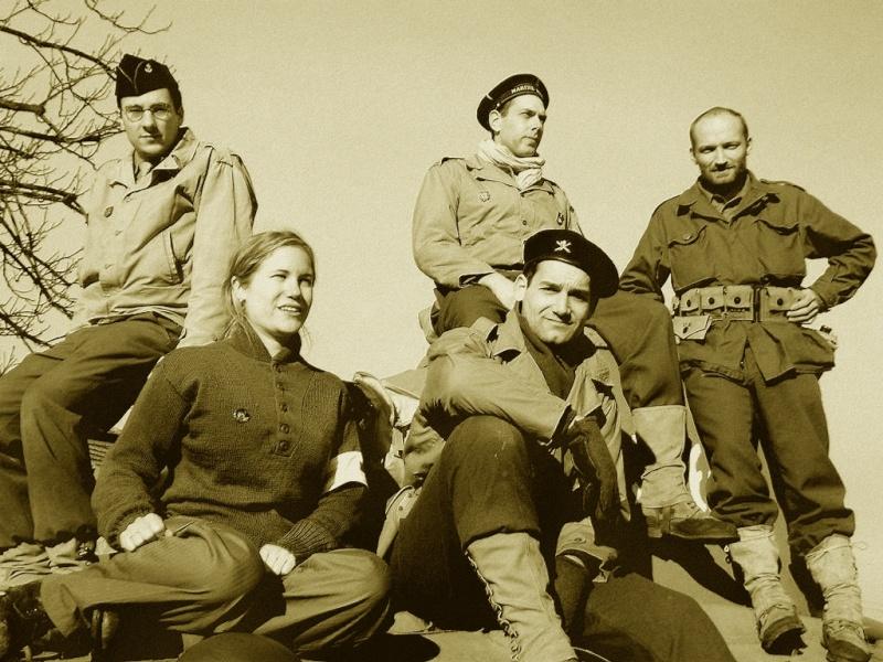 Libération 1944 - troupes françaises - 2DB Copie_19