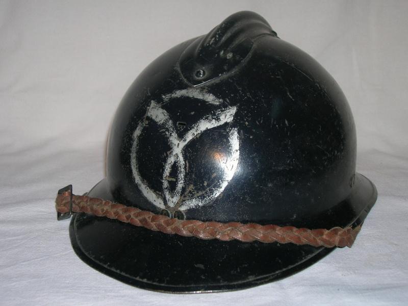 milice - Insigne milice casque Casque10
