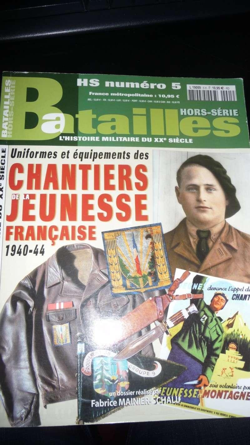 Les chantiers de la jeunesse française / CJF - Page 2 P1070315