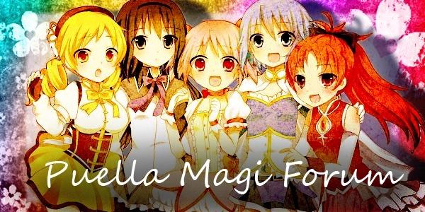 Puella Magi Forum