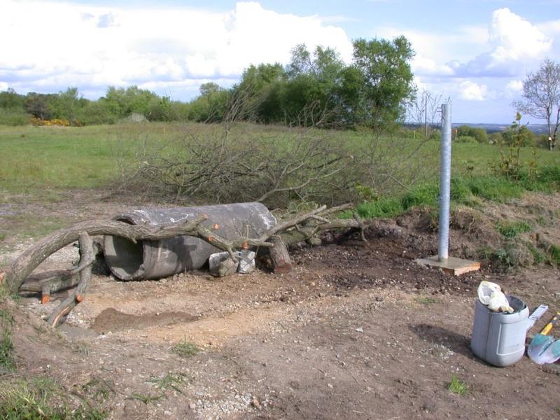 Portail terrain La Secouette Dscn7223