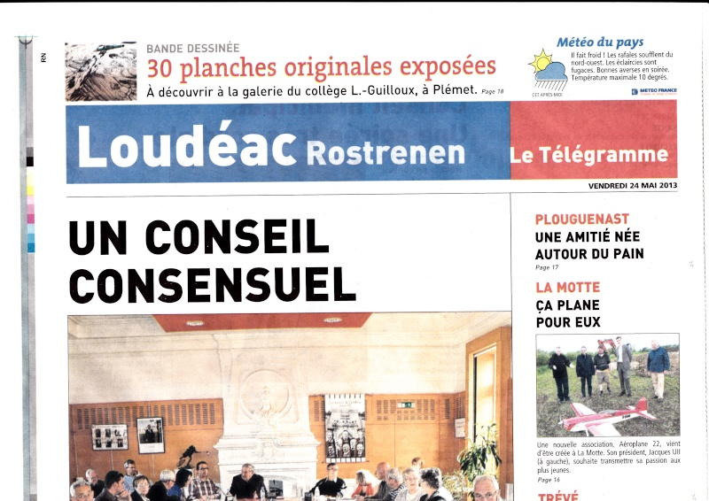 """""""aéroplane 22"""" article presse Img_0013"""