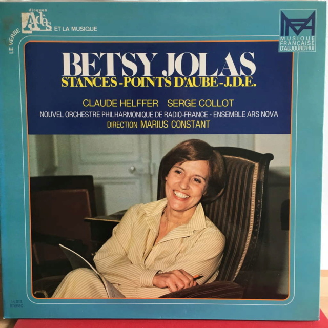 Betsy Jolas (1926) 11912710