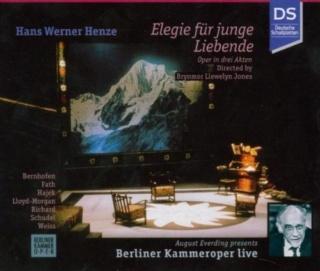 Hans Werner HENZE (1926-2012) - Page 5 51nszm10