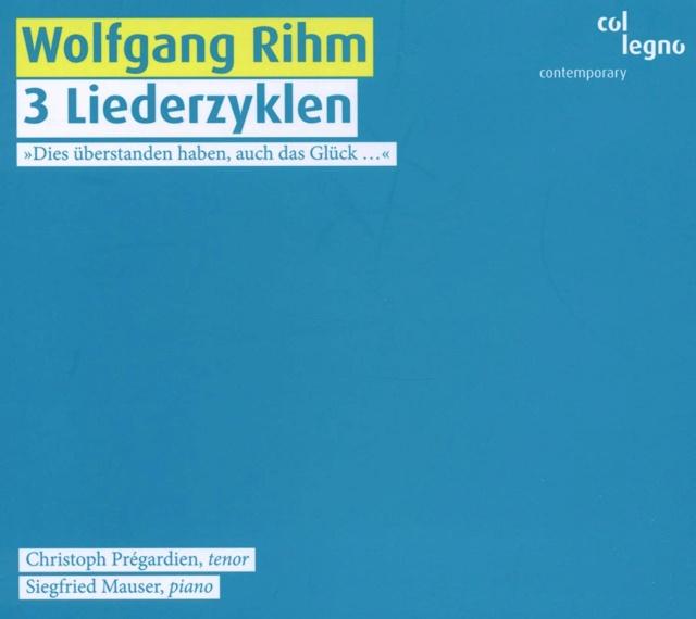 Wolfgang Rihm (°1952) - Page 5 617wqm10