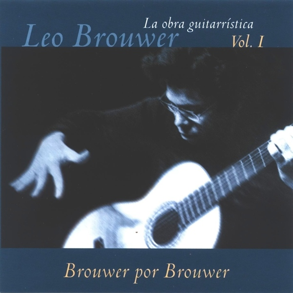 Léo Brouwer Cover19