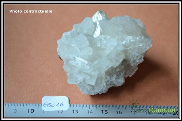 Apophyllite - pierre du reiki Apophy10