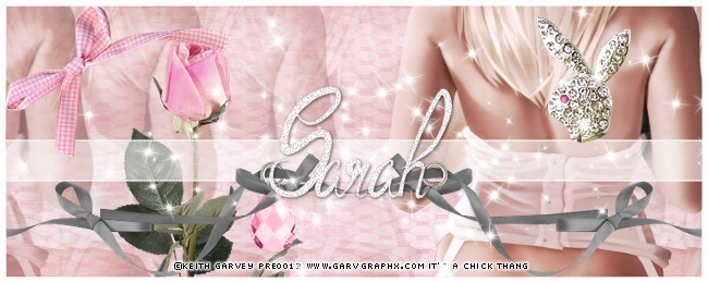 Pink Garvey Bunny Playta10