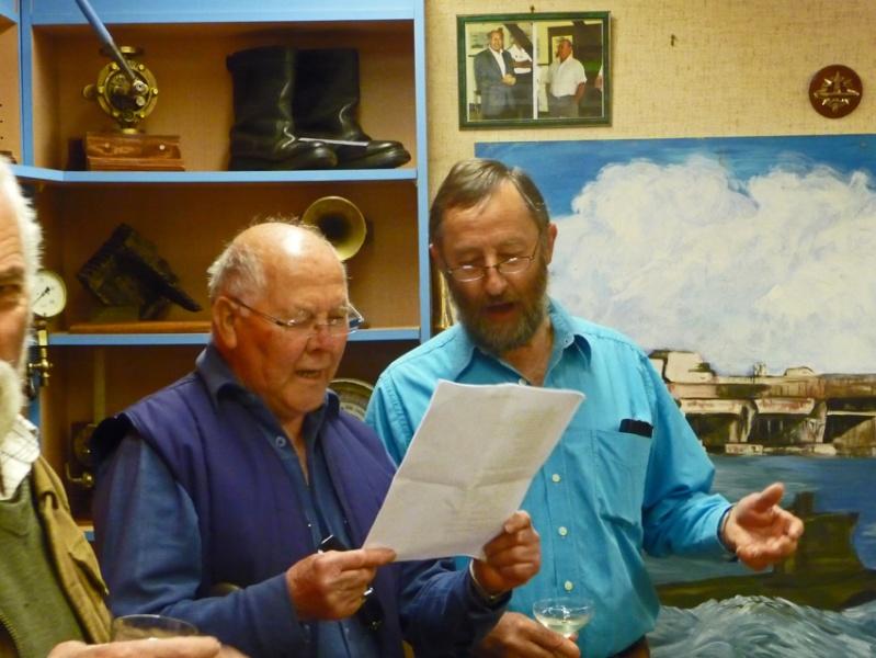 [ Associations anciens Marins ] Les membres du MESMAT nouvel équipage de la FLORE - Page 4 P1010325