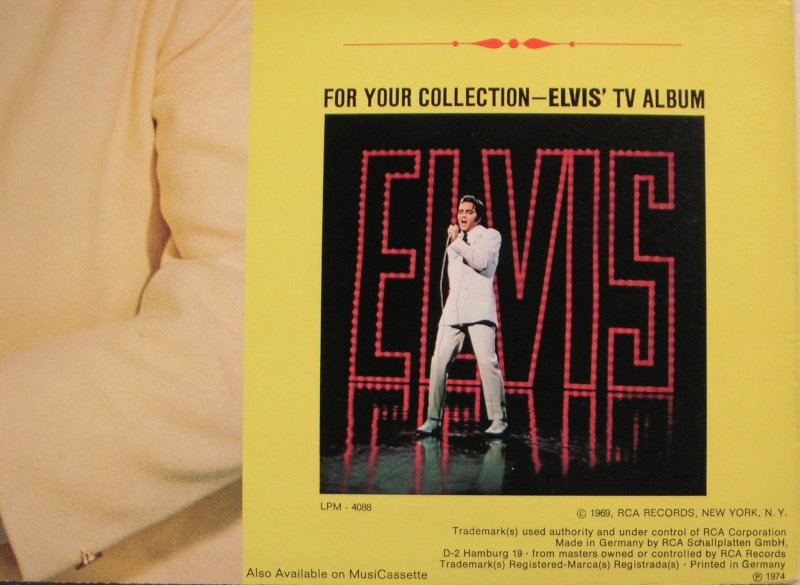 FROM ELVIS IN MEMPHIS 1b14